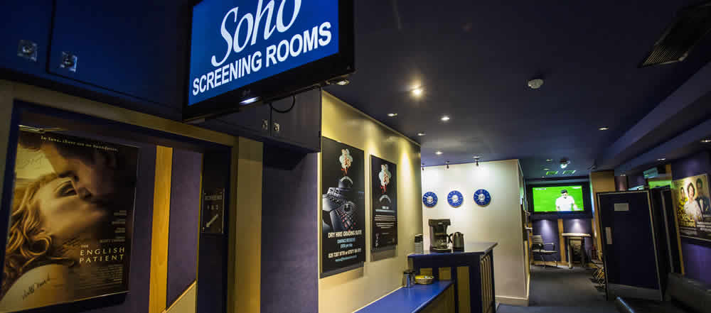 Soho Screening Rooms Screen3