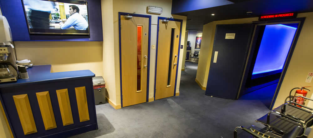 Soho Screening Rooms Screen2